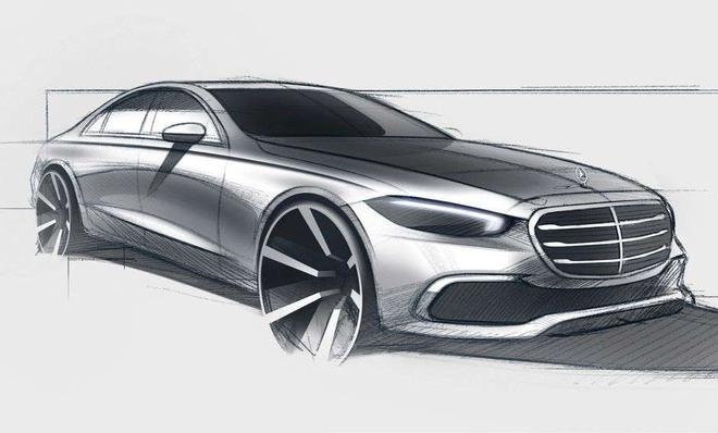 梅赛德斯-奔驰将于9月2日在线推出新款S级轿车