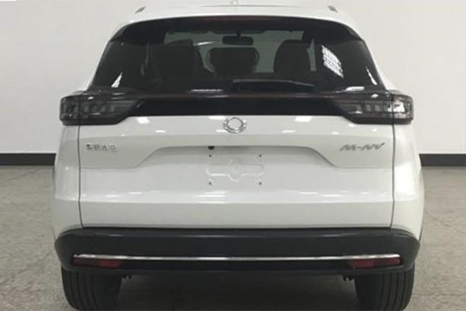 本田M-NV/CR-V插混版预计北京车展亮相